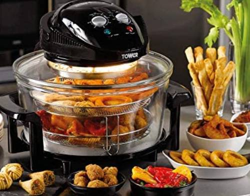 How Does a Halogen Oven Work