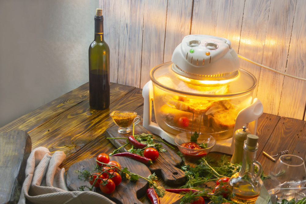 How to Use a Halogen Oven