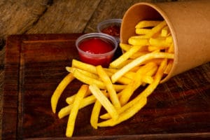 how to cook chips in a halogen oven