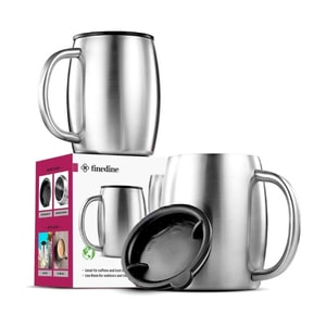 Insulated Stainless Steel Coffee Cups